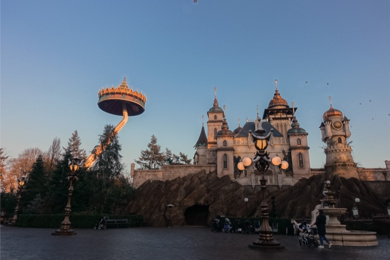 Why you should visit the Efteling during winter
