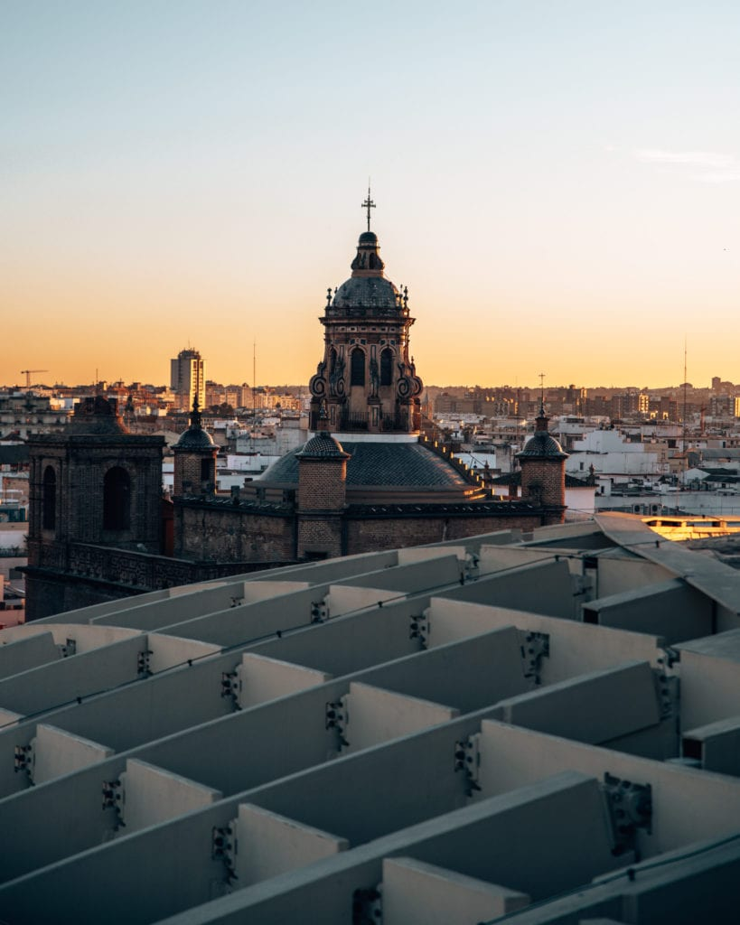 3 day Seville Itinerary
