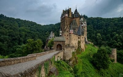 7 day road trip in Germany visiting cities, castles & more
