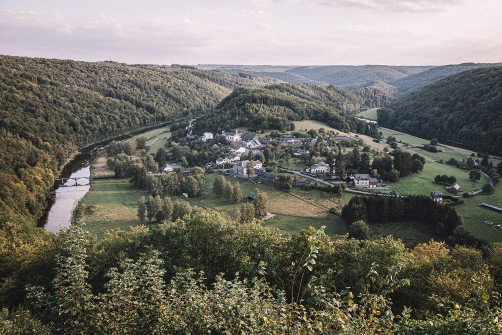 Hiking in belgium - discovering the Belgian Ardennes