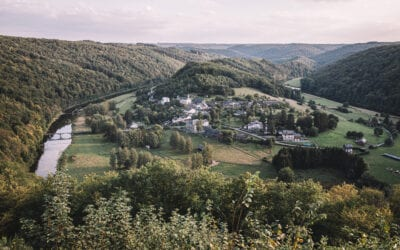 Ultimate Ardennes Hiking Guide with 20 Hiking Routes