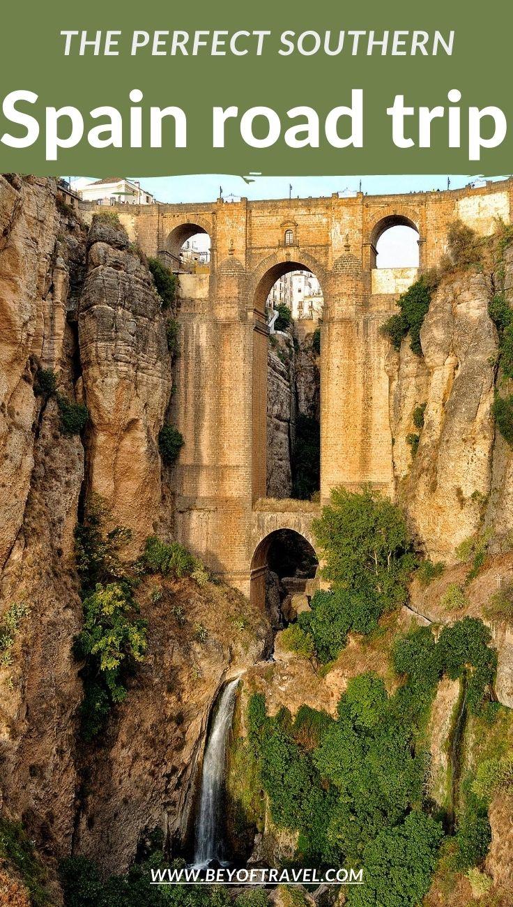 Southern Spain road trip
