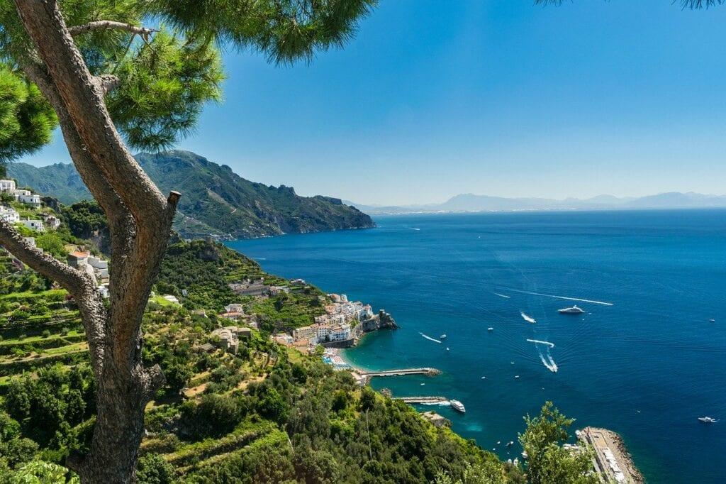 Amalfi Coast 5 day itinerary