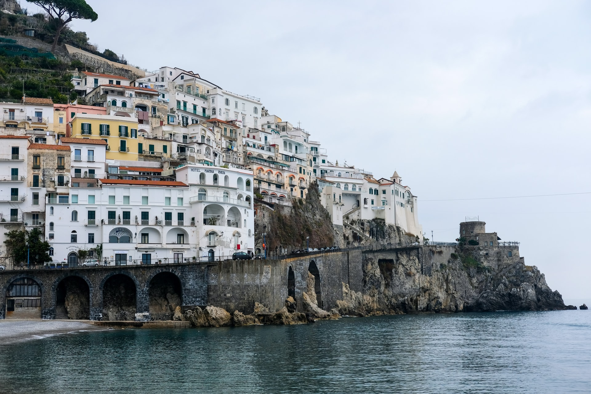 Amalfi Coast 5 day itinerary