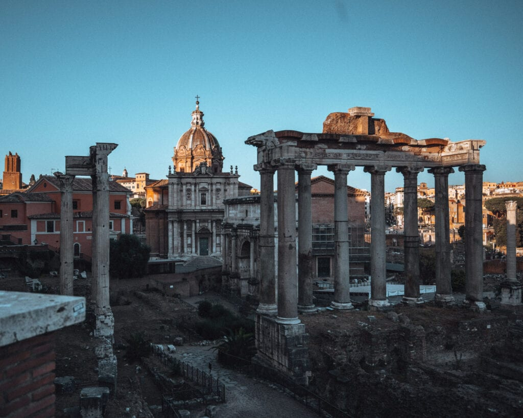 4 days in Rome