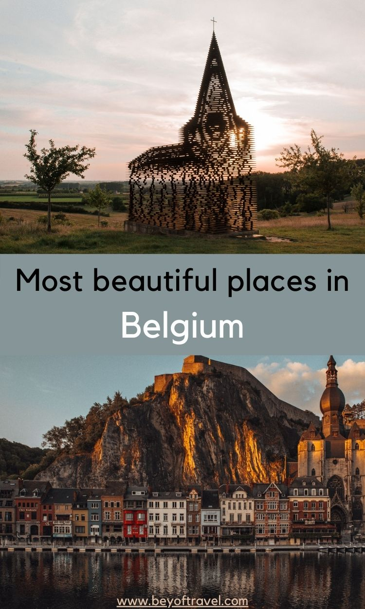 Most beautiful places in Belgium to visit