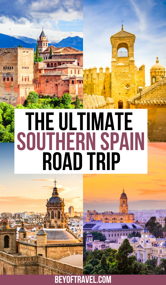 Southern Spain Road Trip