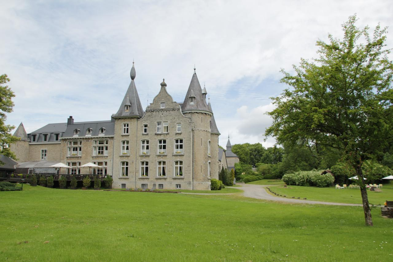 Unique places to stay in Belgium Chateau d'Hassonville