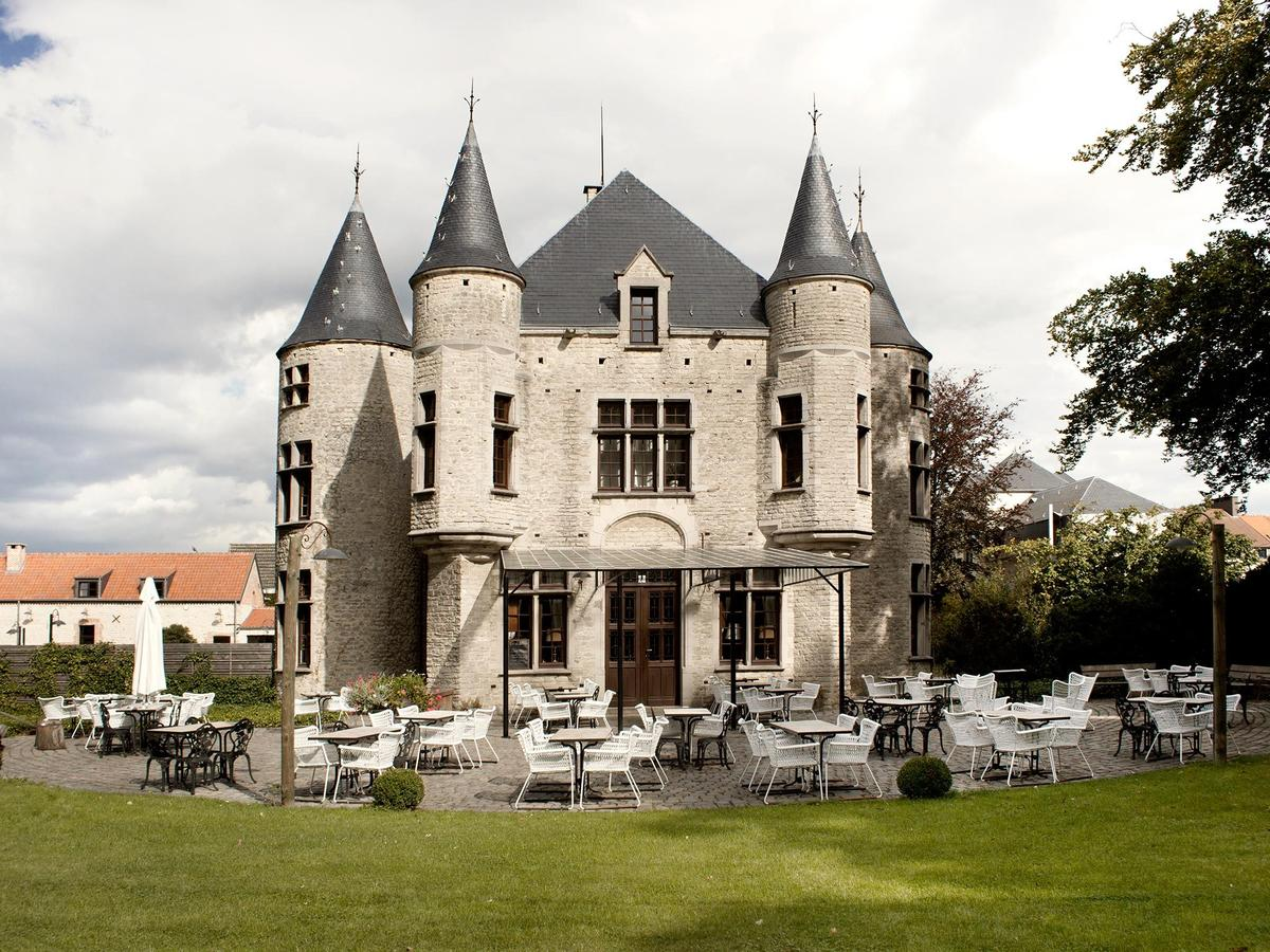 Unique places to stay in Belgium Thermae Boetfort Hotel