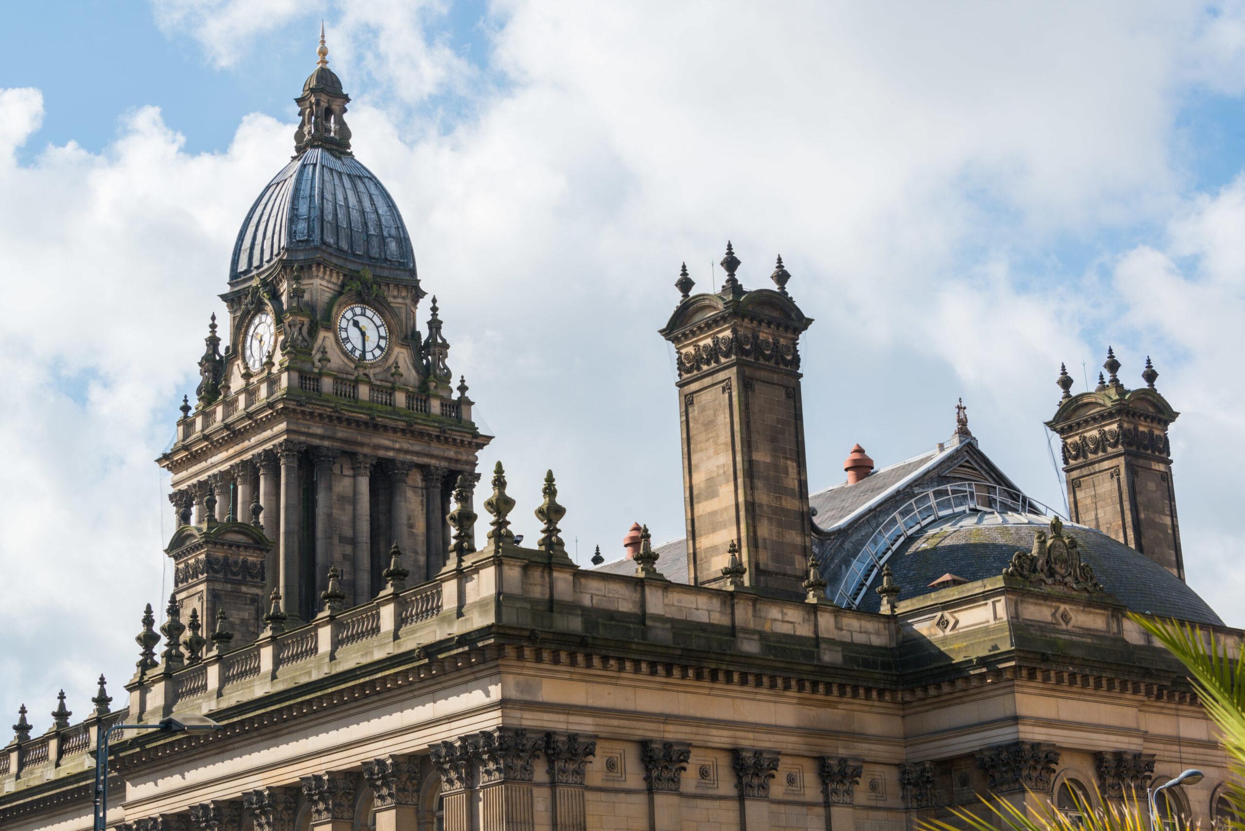 The Town Hall, Leeds