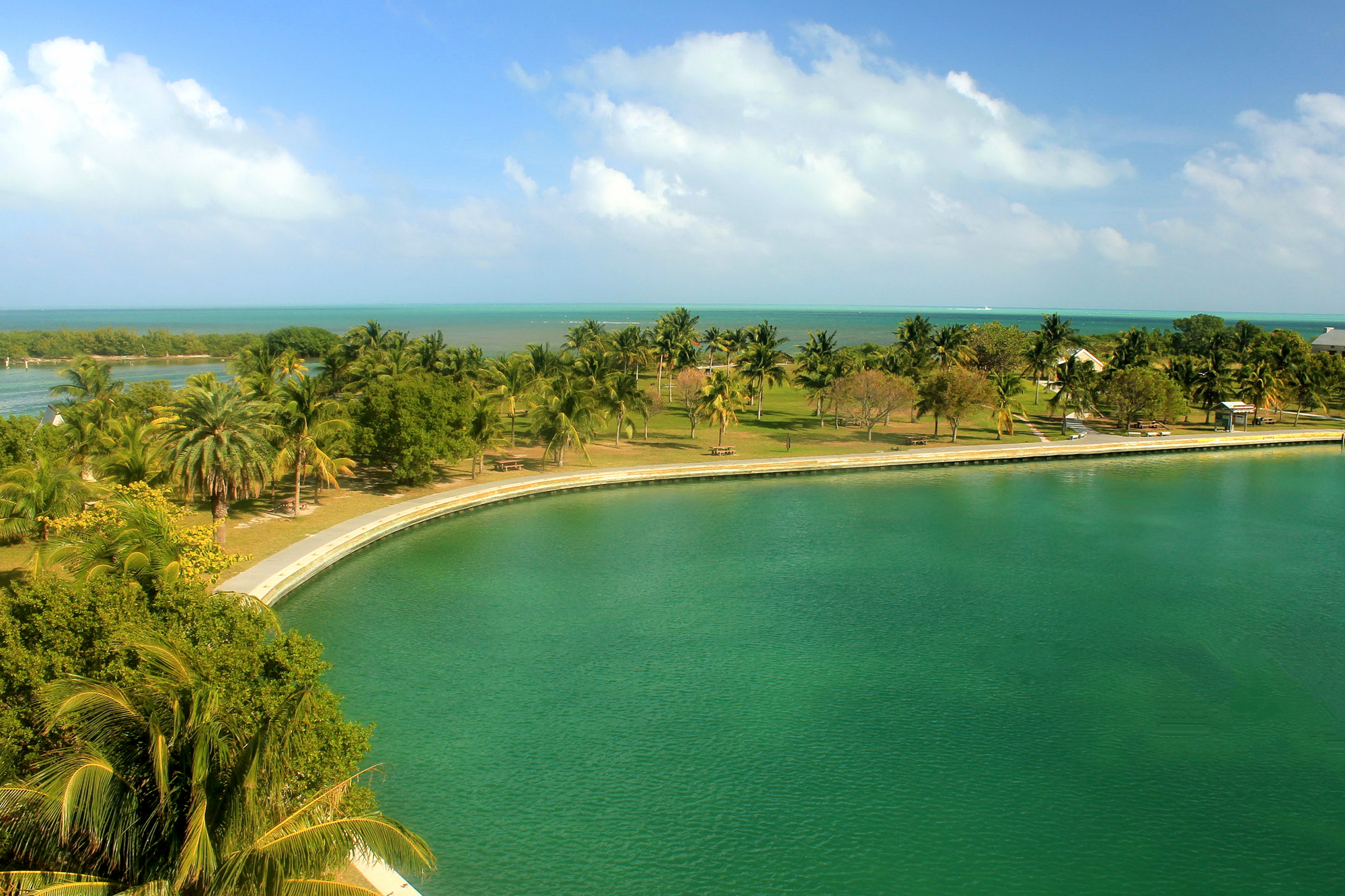 Hikes in Miami - Biscayne National Park