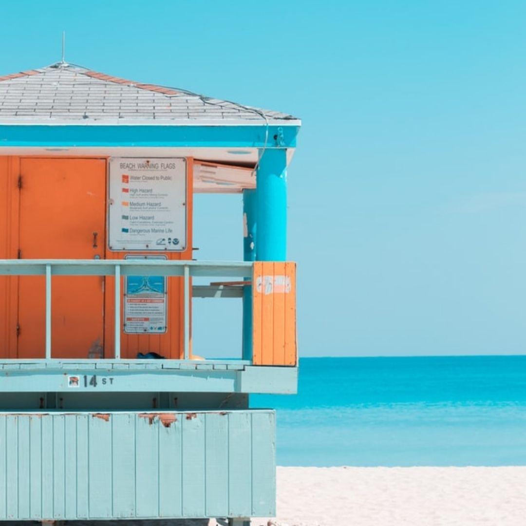 Best Photo Spots in Miami - Miami Beach