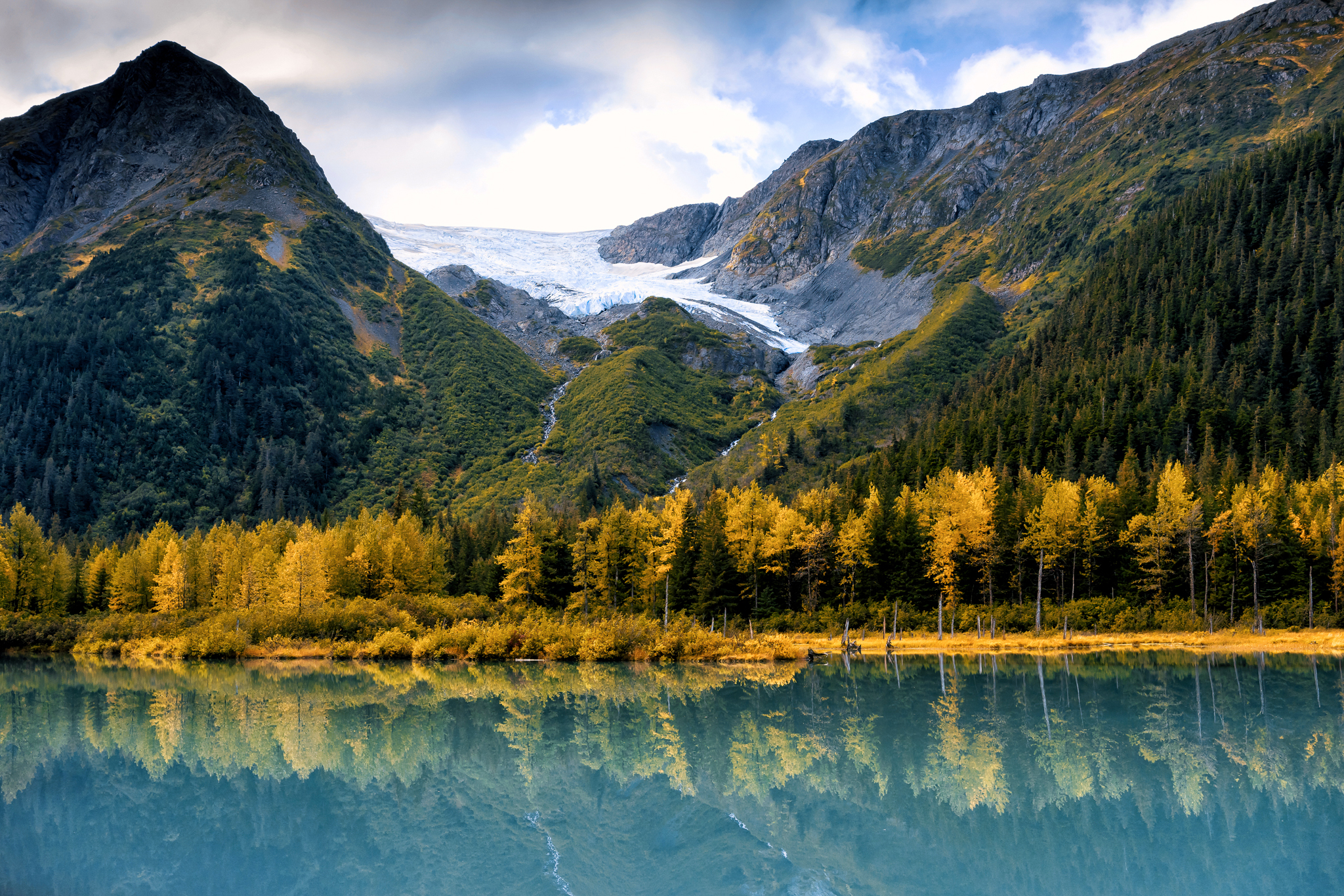 Most beautiful state us Anchorage Alaska State Parks