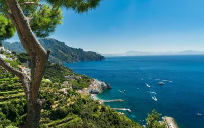 5-daagse rondreis aan de Amalfikust in Italië