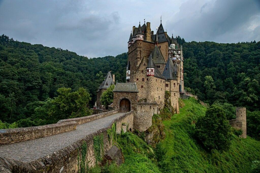 burg-eltz Duitsland