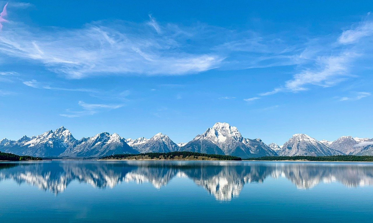most beautiful state us-wyoming
