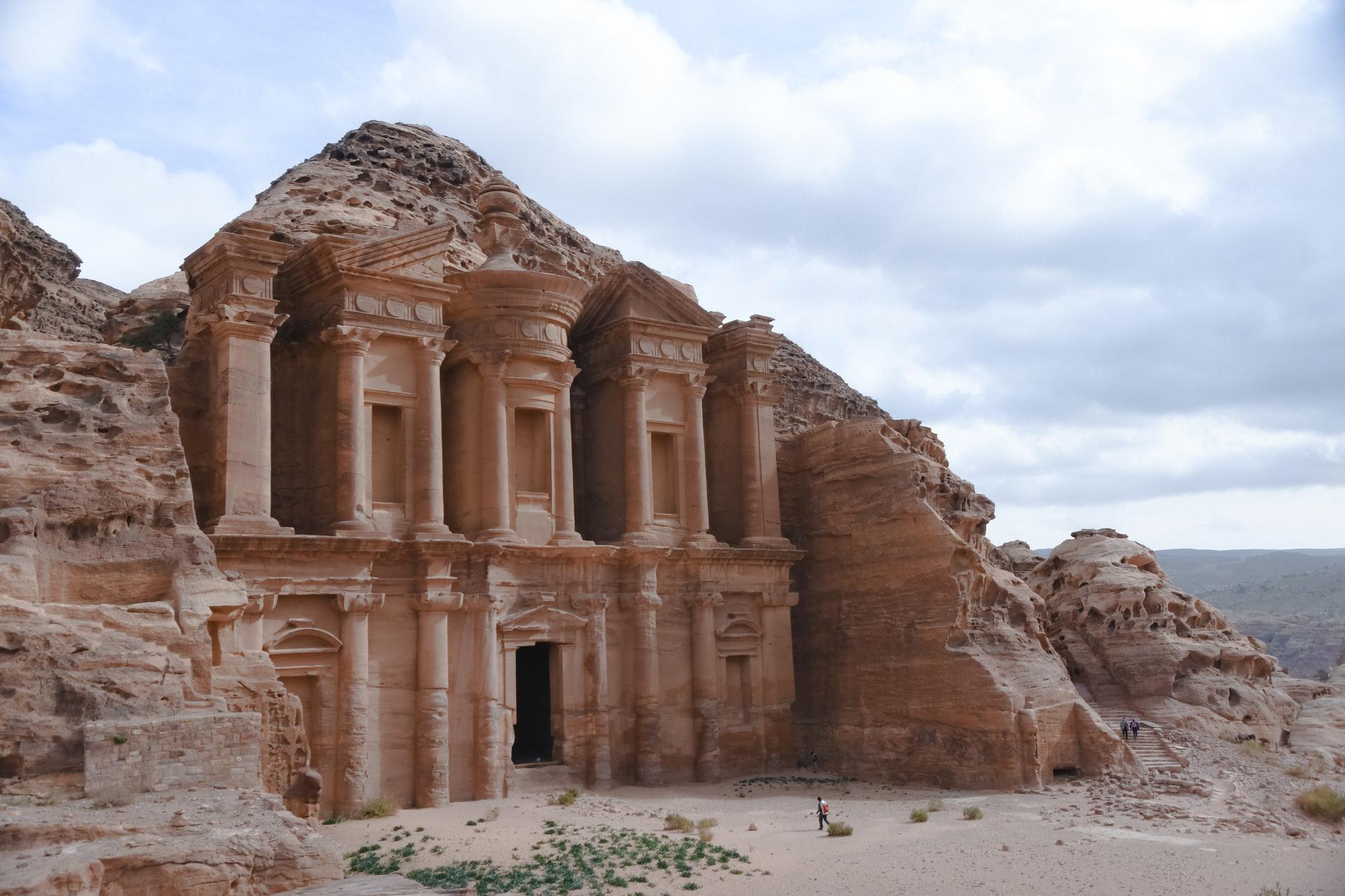 7 day Jordan Itinerary Petra