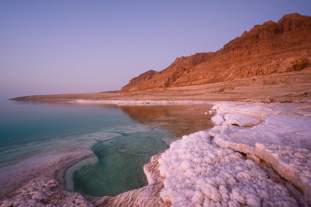 Dead Sea 7 day itinerary Jordan