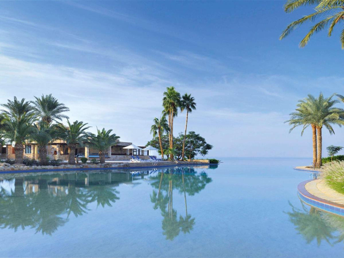 Mövenpick resort & spa Dead Sea 7 day itinerary Jordan