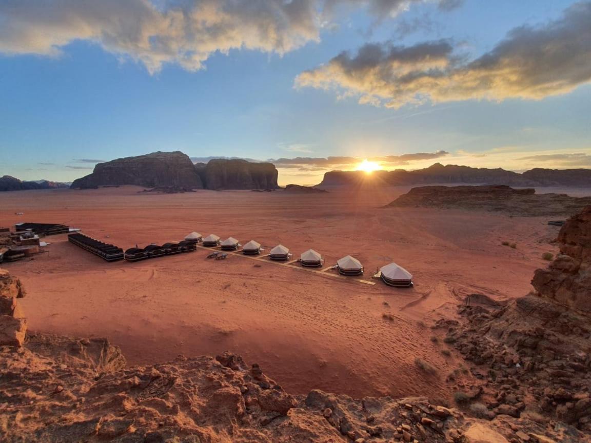 Wadi Rum Bedouin Camp Jordan Itinerary