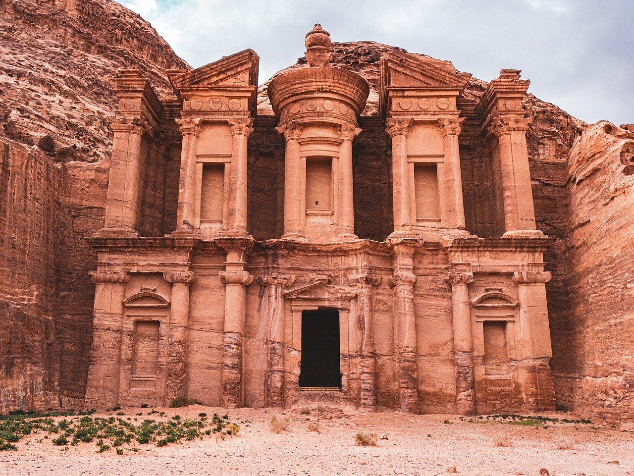 petra-Jordan Itinerary